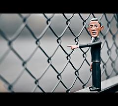 Obama figurine