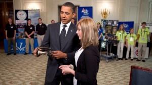 Obama, Mikayla Nelson