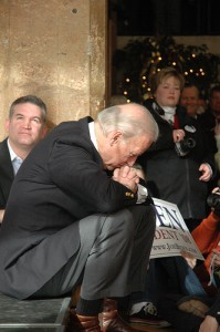 Biden thinks