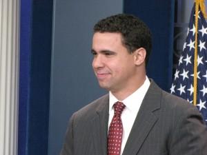 White House Deputy Press Secretary Bill Burton