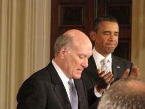 Obama and William Daley