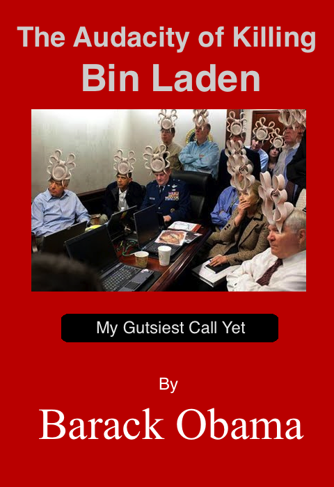 Barack Obama book on Osama Bin Laden