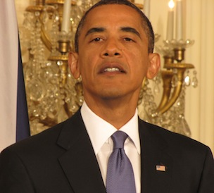 Obama condescending look