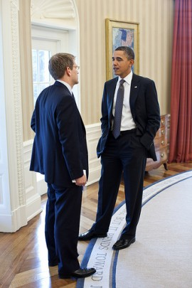 Carney Obama