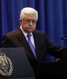 Abbas today wearing his killer tie