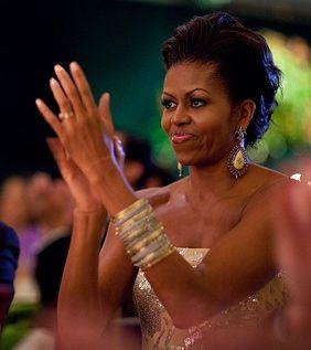 Michelle fashionable