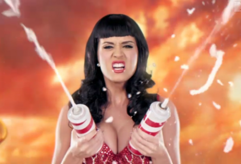 Key Obama supporter Katy Perry