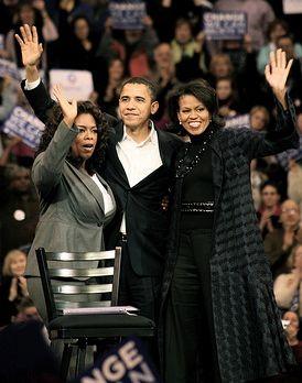 Obama Winfrey