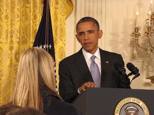 Obama press conference 8-9-13
