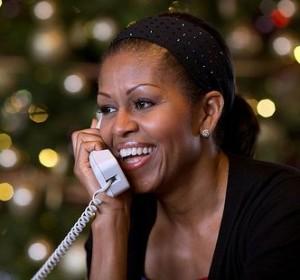 Calling Michelle Obama . . .