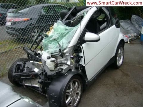 Smart car wreck 2