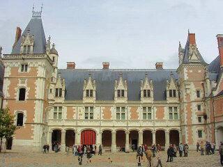 Blois castle