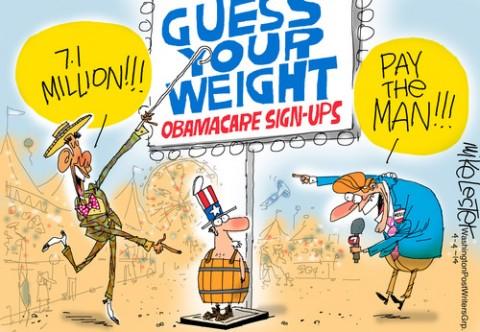 Lester - Obamacare signups