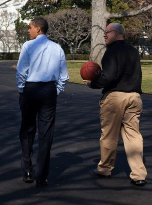 Whitaker Obama