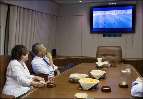 Obama world cup