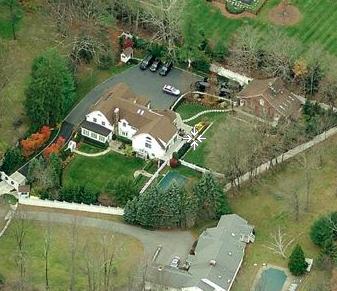 Clinton home