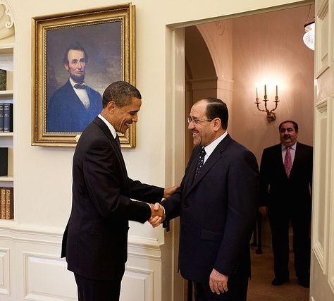 Obama Maliki 2