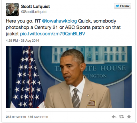 Obama tan suit 4
