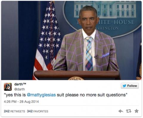 Obama tan suit 2