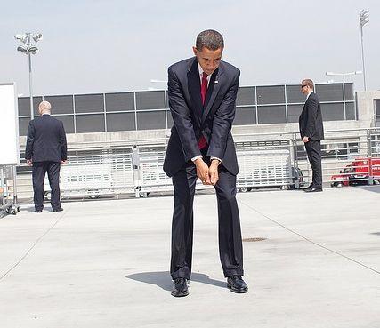 Obama golf 3