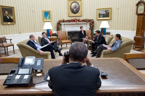 Obama advisors