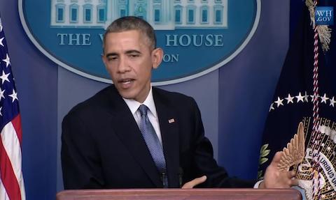 Obama press conf 12-19-14 2
