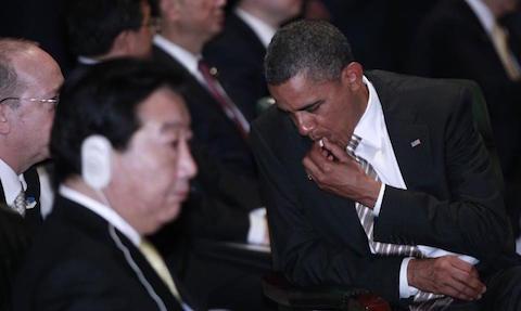 Barack Obama, Yoshihiko Noda