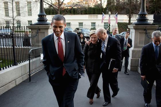 Obama hillary bidn