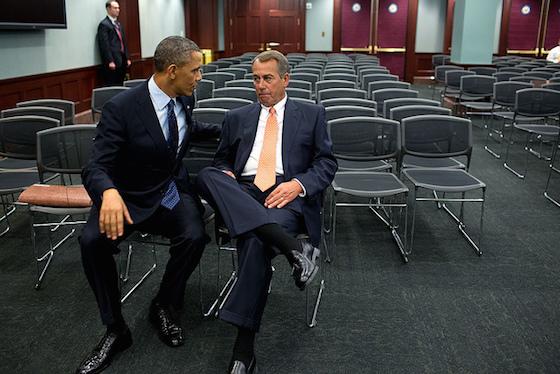 boehner Obama