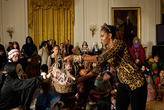 michelle Obama Halloween