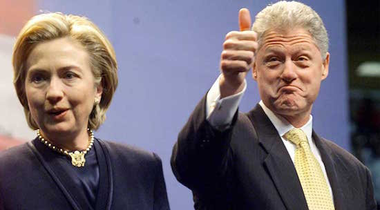 AFP E FACES 12 CLINTONS