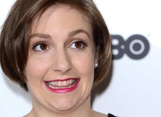 """LONDON, ENGLAND - JANUARY 15: Lena Dunham attends the UK premiere of """"Girls: Season 3"""" at Cineworld Haymarket on January 15, 2014 in London, England. (Photo by Karwai Tang/WireImage)"""
