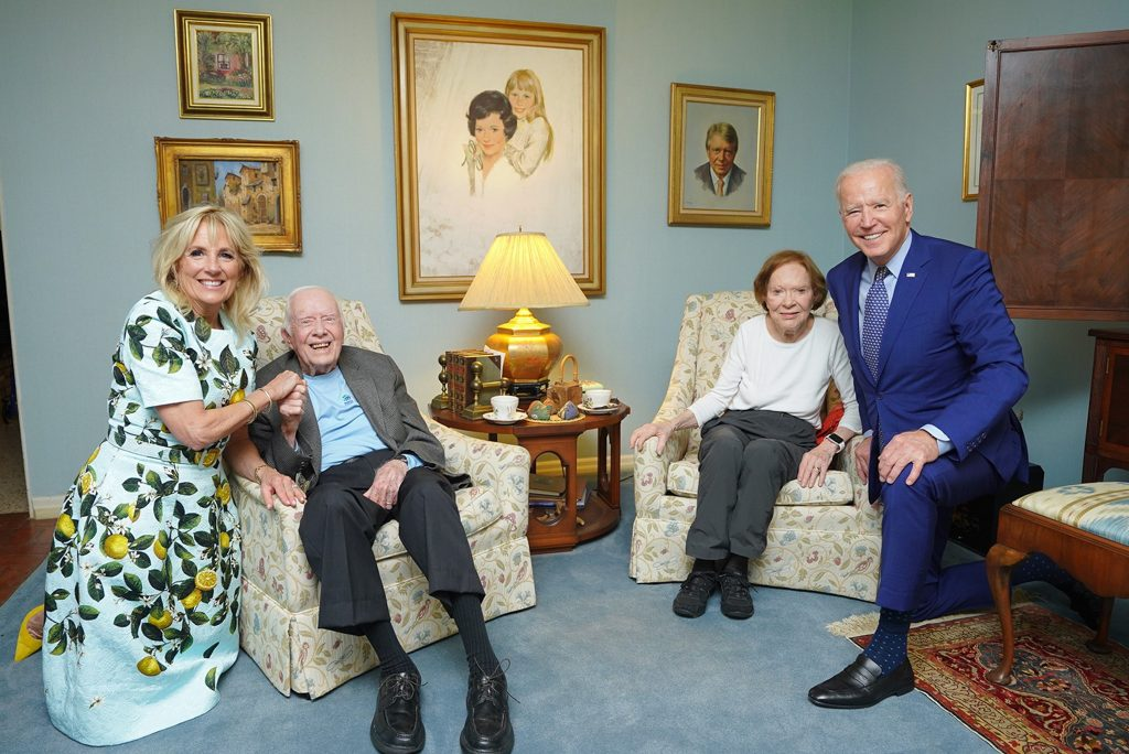 Bidens and Carters